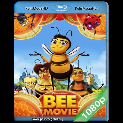 BEE MOVIE (2007) 1080P HD MKV ESPAÑOL LATINO