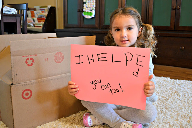 I Helped donate to sandy little girl, Hurricane Sandy, Donate supplies for Hurricane Sandy, Children donating supplies for Sandy Victims