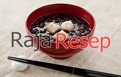 Cara Memasak Bubur Kacang Merah Zenzai Agar Enak Dan Nikmat
