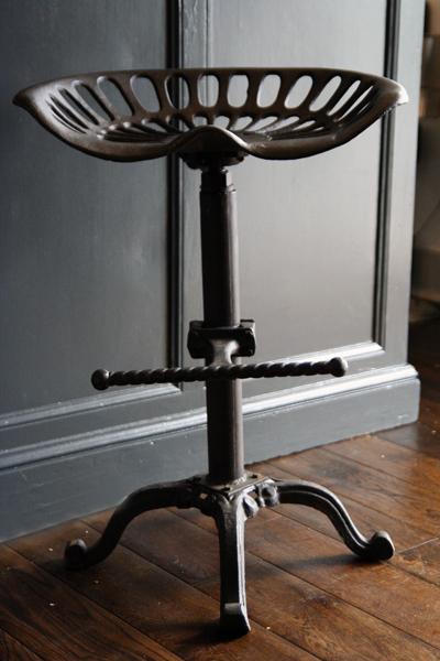 Scandinavian Deko Please be seated by Rockett St George : tractor seat iron stool delivery late june 1059 p from scandinaviandeko.blogspot.com size 400 x 600 jpeg 225kB