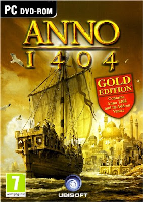 Anno 1404: Gold Edition PC Cover