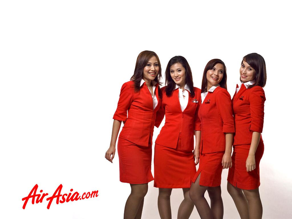 Pramugara Pramugari Air Asia Temuduga Terbuka