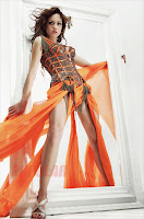 Foto Chantal Dewi di Majalah Popular
