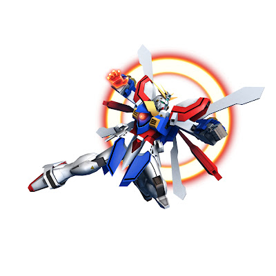 Game kei gundam breaker update character allies and for Domon online
