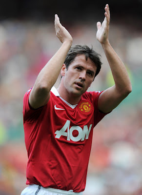 Manchester United Transfer, Michael Owen Transfer