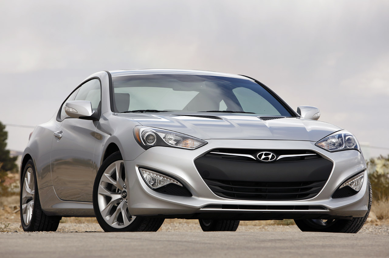 hyundai genesis coupe - photo #35