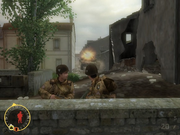 Brothers-In-Arms-Earned-in-Blood-PC-Screenshot-Gameplay-4
