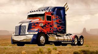 Kendaraan Franchise Film Transformers 4 - Bumblebee, Optimus Prime - MizTia Respect
