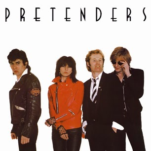 Pretenders - 1st album cover