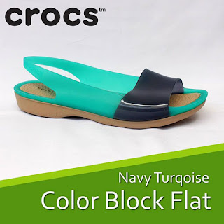 Crocs ColorBlock flat