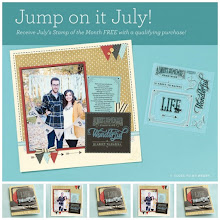 July's Stamp of the Month