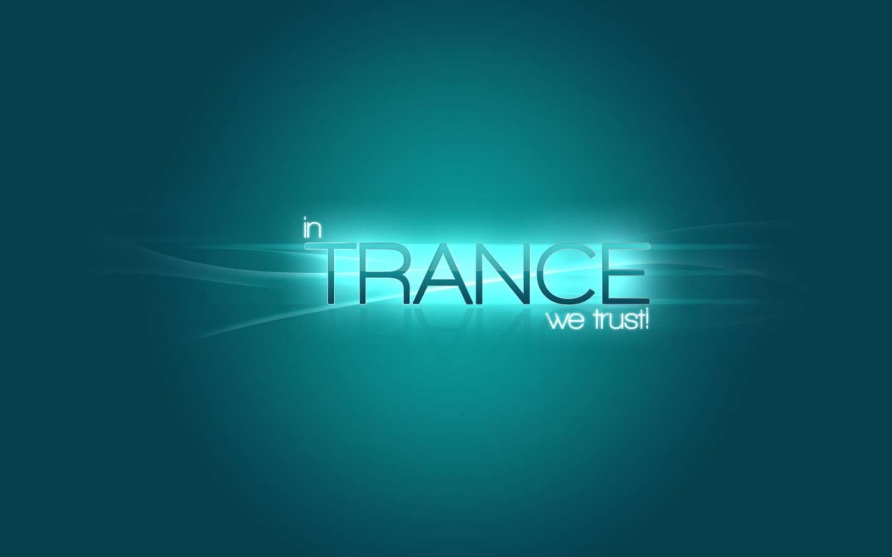 IN TRANCE WE TRUST  TR...