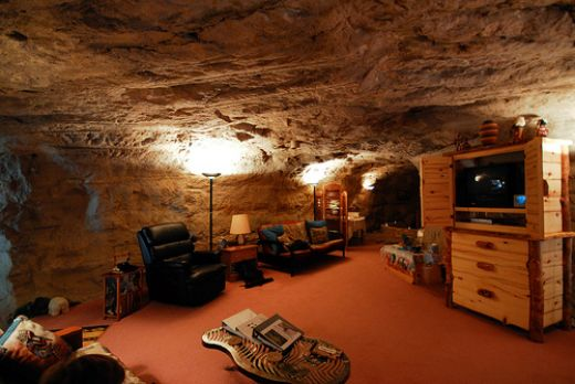 10 Cool Underground Hotels Mental Floss