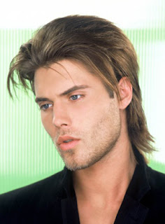 Male Celebrity Long Hairstyles Pictures
