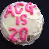 Happy 20th Birthday, ACG!