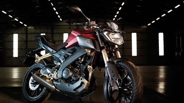 Yamaha To Launch Its New Upcoming Motorcycle MT-125 In 2015