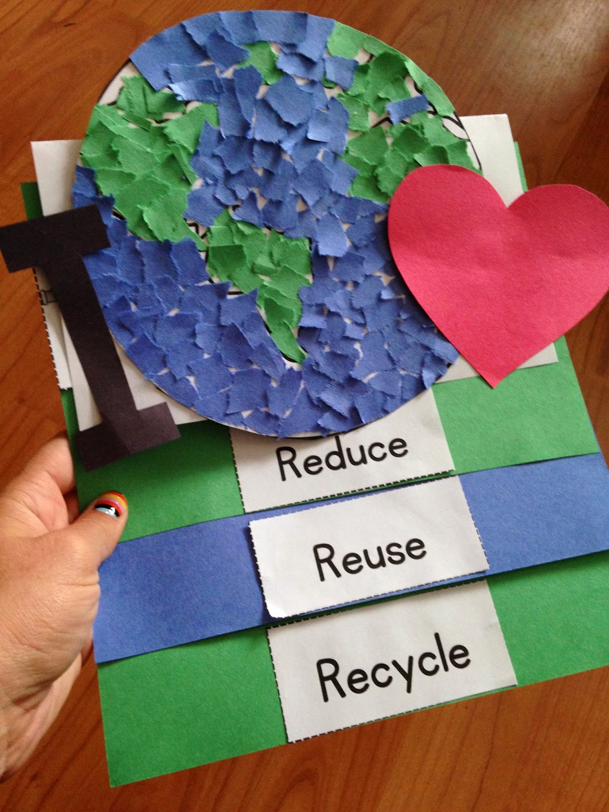 earth day art projects preschool earth day activities craftivity foldable audio book 455