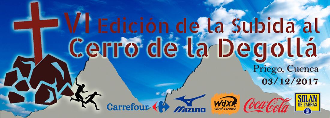 Subida al Cerro de la Degollá