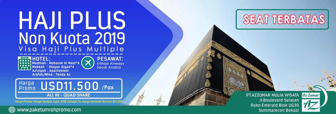 Paket Umroh Promo 2018 2019 Biaya Murah | Azzumar Wisata