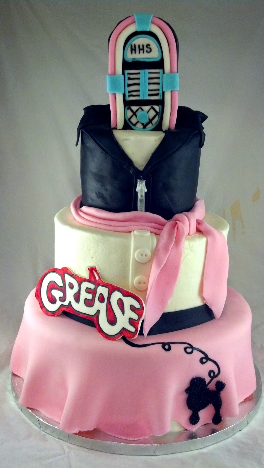 Sugar & Spice Sweets: Grease Cake