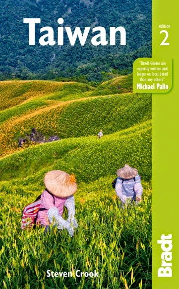 Taiwan: The Bradt Travel Guide