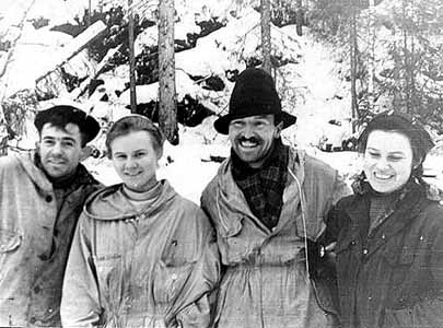 THE DYATLOV PASS ACCIDENT   ATTACKZinaida Kolmogorova Body