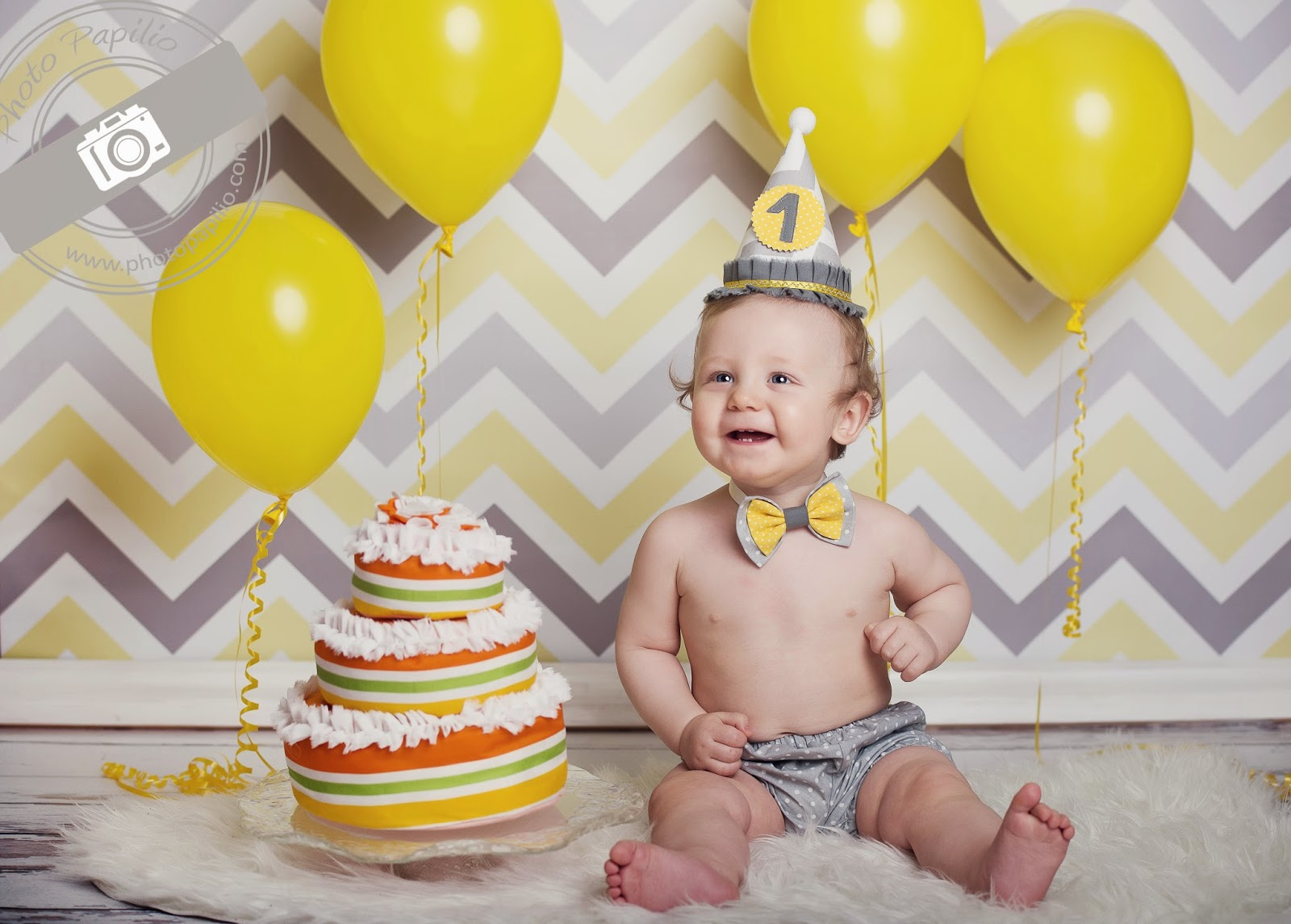 Photo Papilio Photography Smash Cake Kids Photography Galway - Children's birthday parties galway