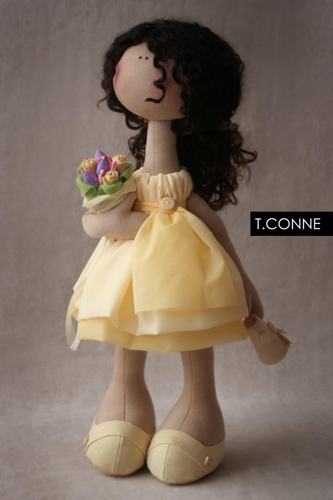 Выкройка куклы из ткани своими руками фото