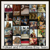 Folkart and Primitives