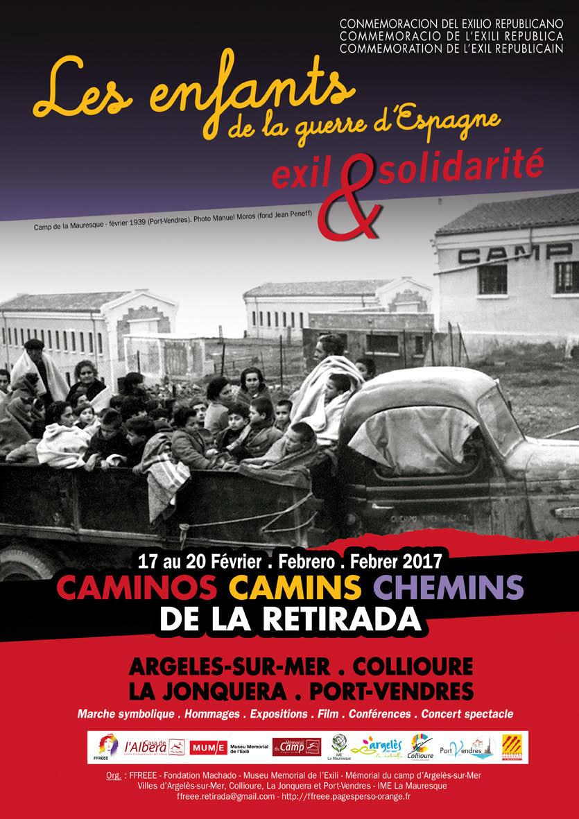 CAMINS DE LA RETIRADA 2017
