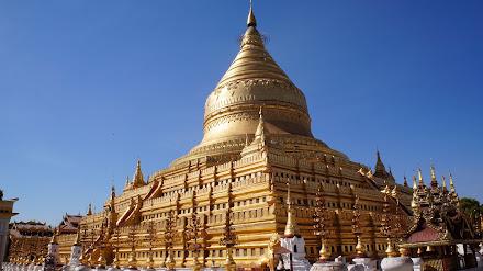 Bagan, Myanmar, 2012