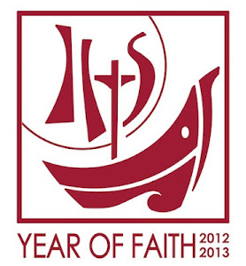 Year of Faith 11 Oct 2012 - 24 Nov 2013