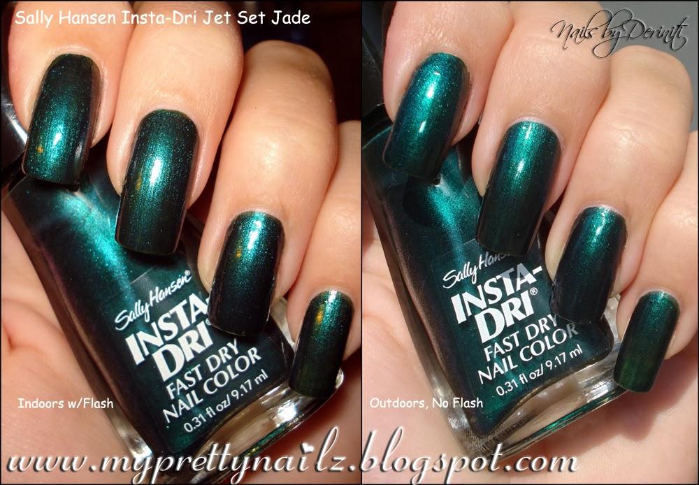 My Pretty Nailz: NEW Sally Hansen 2013 Insta-Dri Fall Collection ...