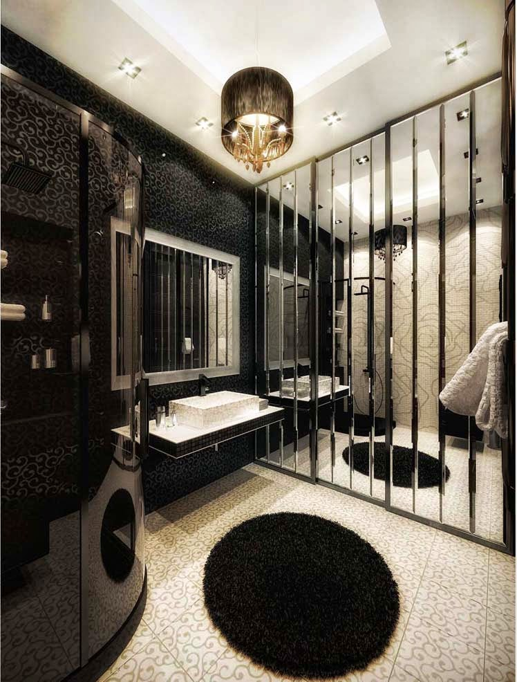 luxury life design classic and glamorous luxury apartment