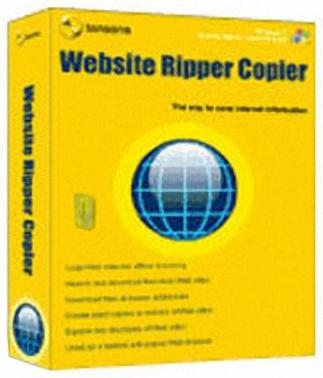 Website Ripper Copier 3.9.2 Full Version