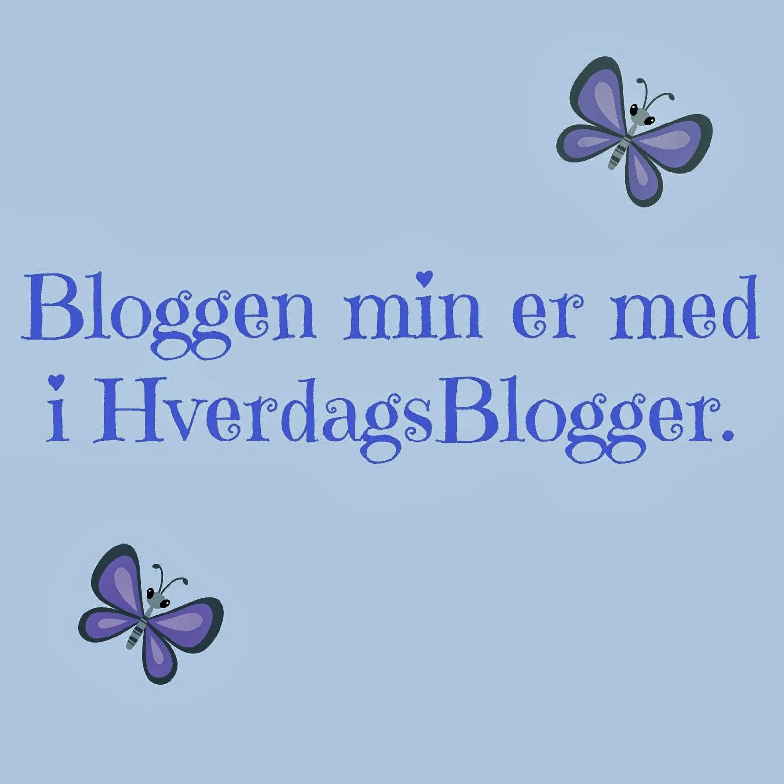 Pludrehanne - en hverdagsblogger!