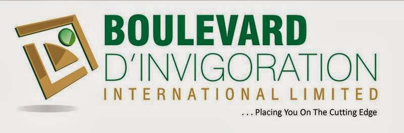 BOULEVARD D'INVIGORATION INT'L