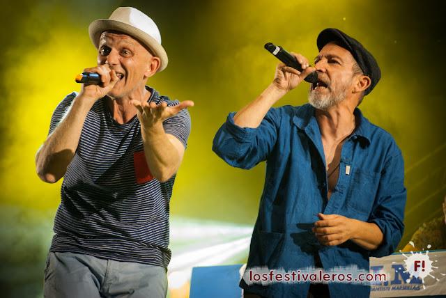 Massilia Sound System en el festival RioLoco 2015