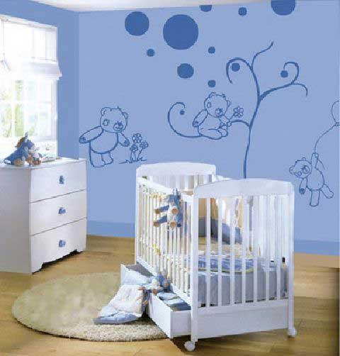 Baby Bedroom Design