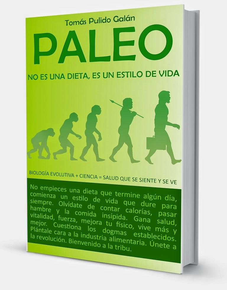 eBook 'PALEO: no es una dieta, es un estilo de vida'