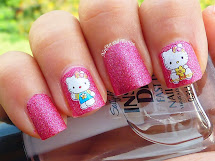 Hello Kitty Salon Design Nails Vtwctr