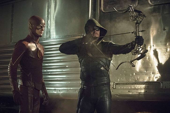 Arrow - Episode 3.08 - The Brave and the Bold - Promotional Photos
