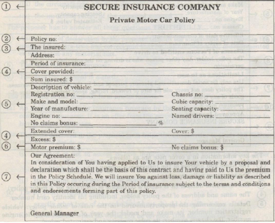 contractors all risk insurance policy pdf