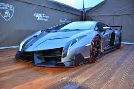 Lamborghini Veneno video