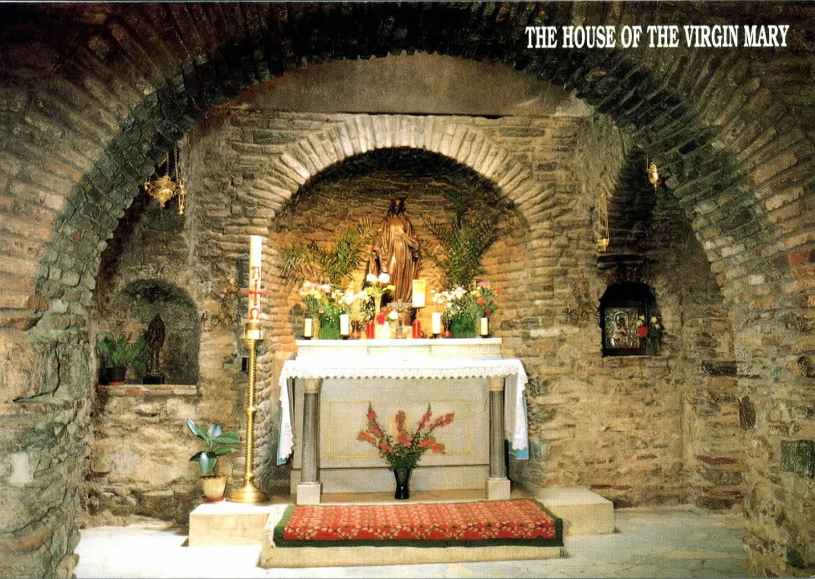 HOUSE OF THE VIRGIN MARY | XAMOWALLPAPERS.BLOGSPOT.COM