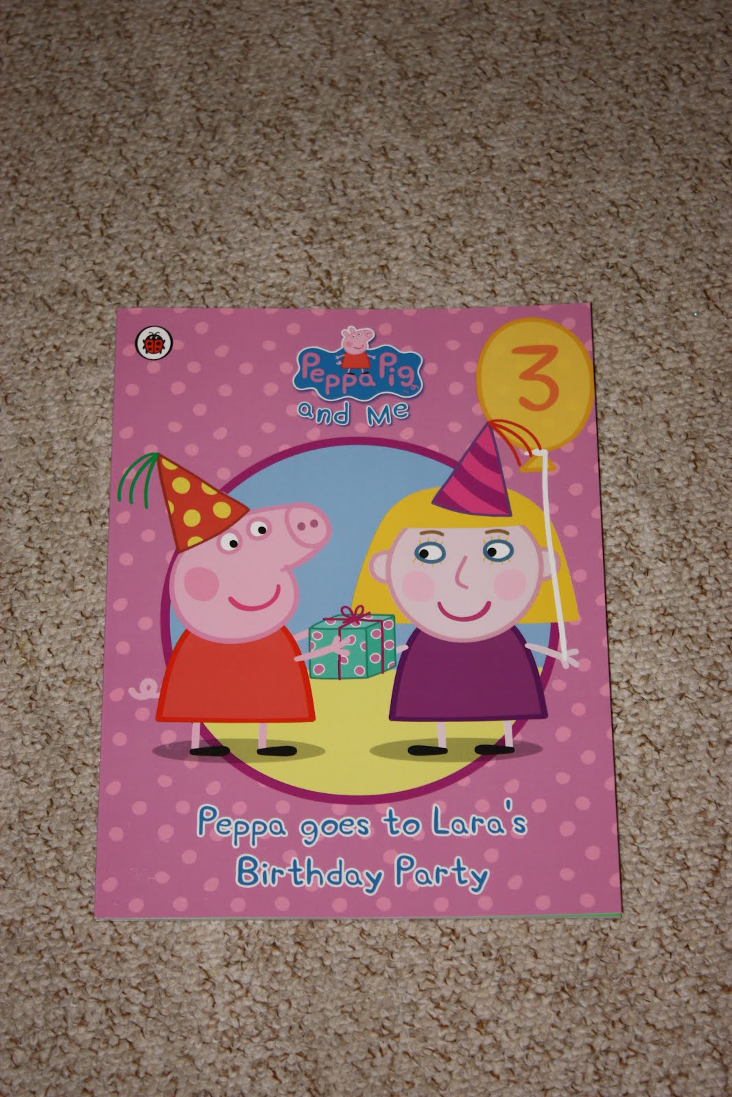 mellow mummy peppa pig penwizard book review taking life as it