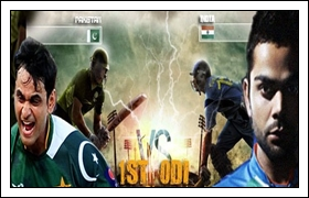 (30th-Dec-12) India vs Pakistan 1st ODI [Match Highlightes]