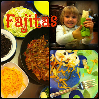 Family Fajita Recipe
