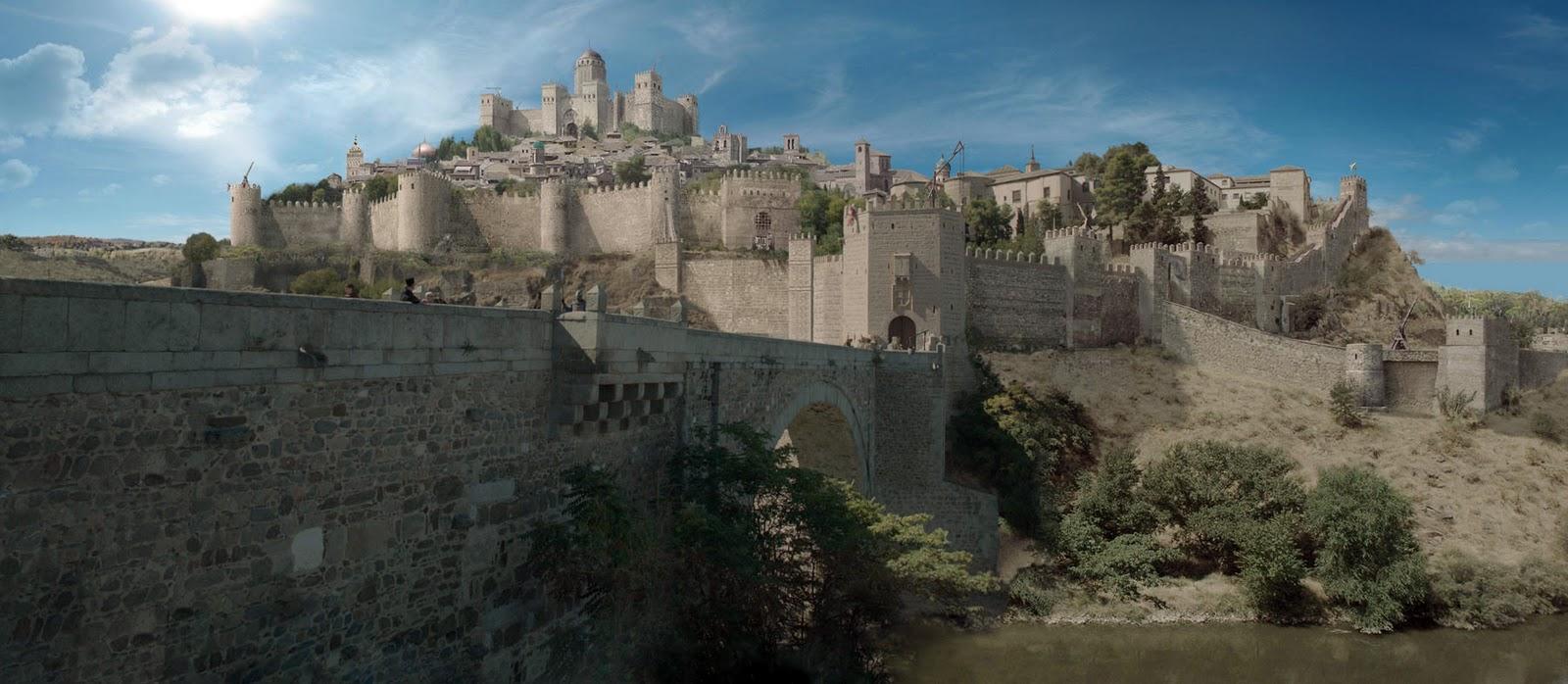 AAR HISPANIA 1200  01.03b+Entrada+a+Toledo+-+Maqueta+digital+%2528TELSON%2529
