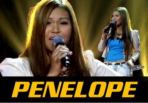 Penelope Matanguihan, ex-Pinoy Idol Finalist Joins Team Apl of The Voice of the Philippines